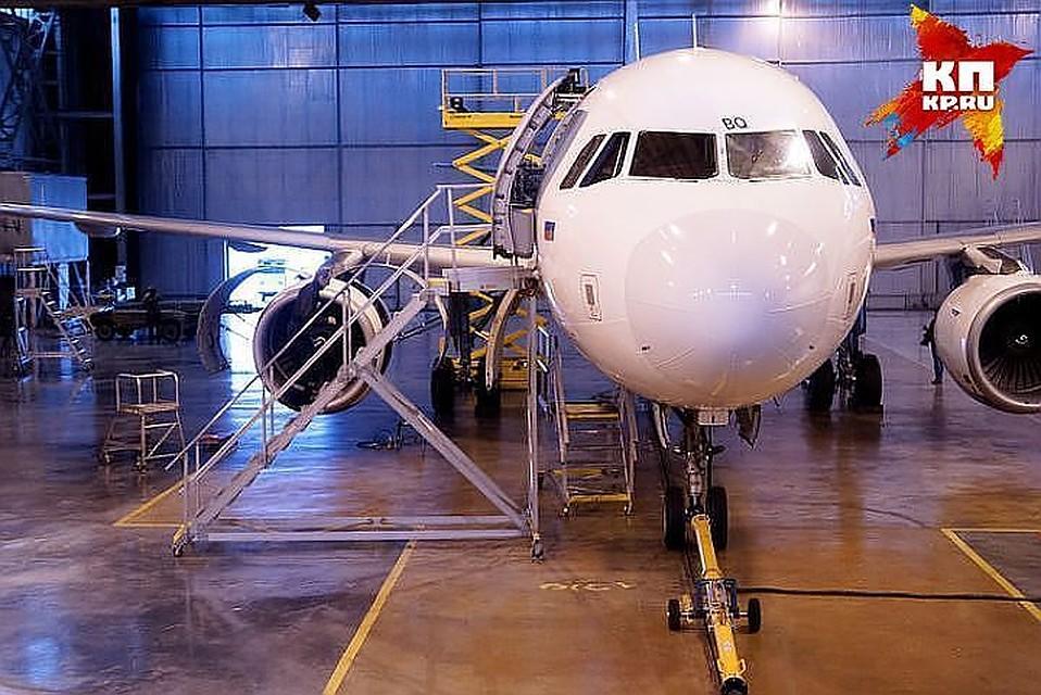 Авиакомпания Red Wings отменила рейс изЕкатеринбурга до столицы