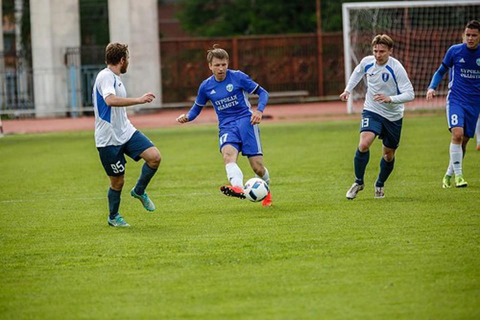 Курский «Авангард» преждевременно вышел вФутбольную национальную лигу
