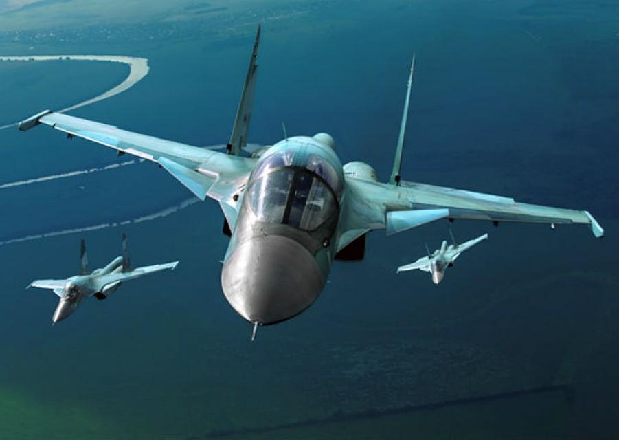 Компания «Сухой» сообщила ВКС первую в2015 году партию самолетов Су-34