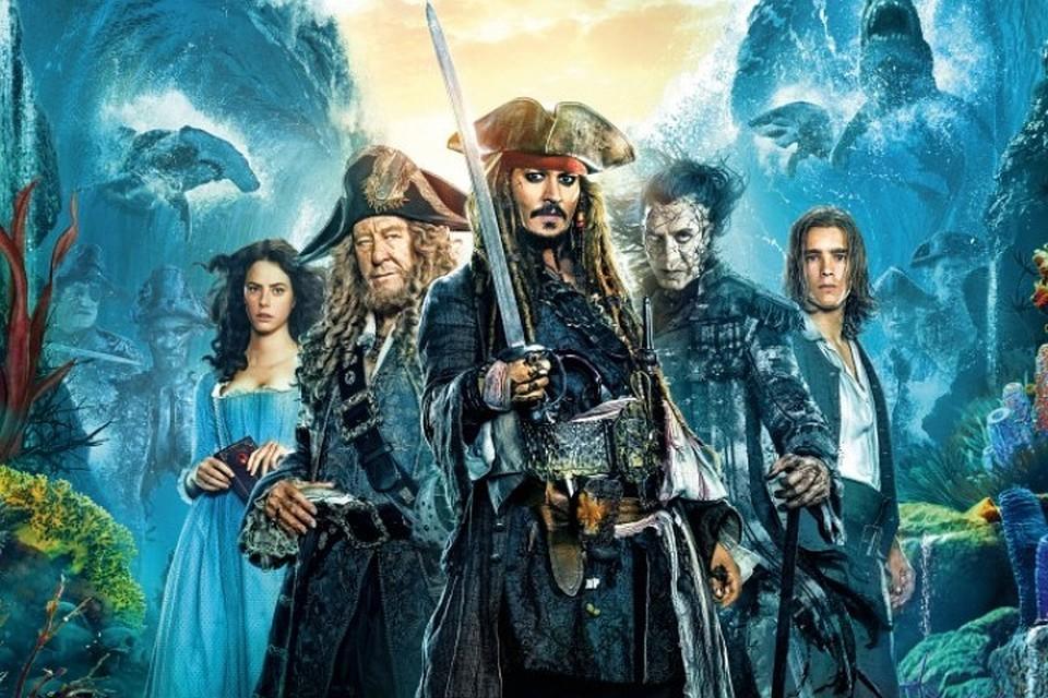 Барнаульцы допремьеры поглядели новых «Пиратов Карибского моря»