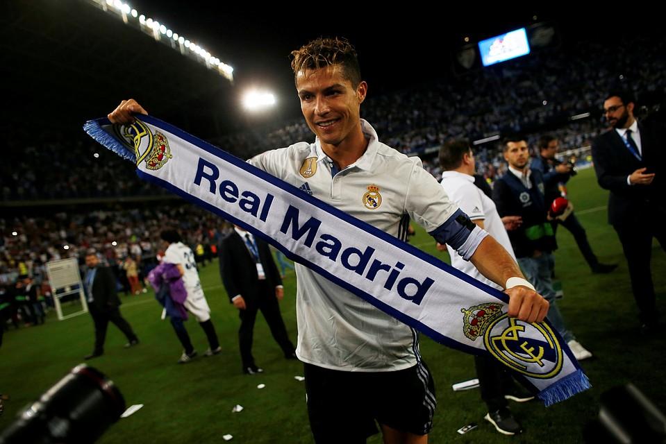 Роналду вошел впредварительный состав сборной Португалии наКубок конфедераций
