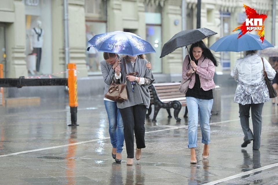 Пермь: конец мая будет аномально холодным
