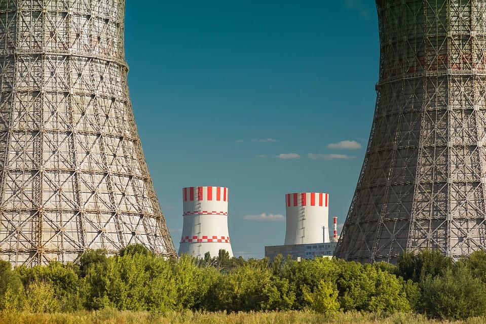 Запорожская АЭС подключила ксети шестой энергоблок