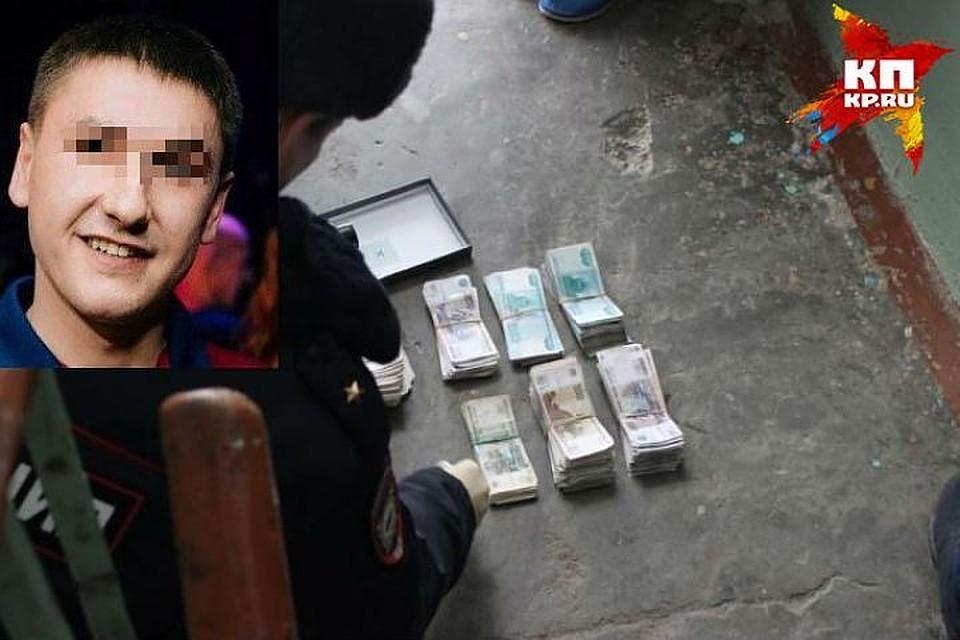 ВНижнем Тагиле осужден прежний инкассатор, который инсценировал свое ограбление