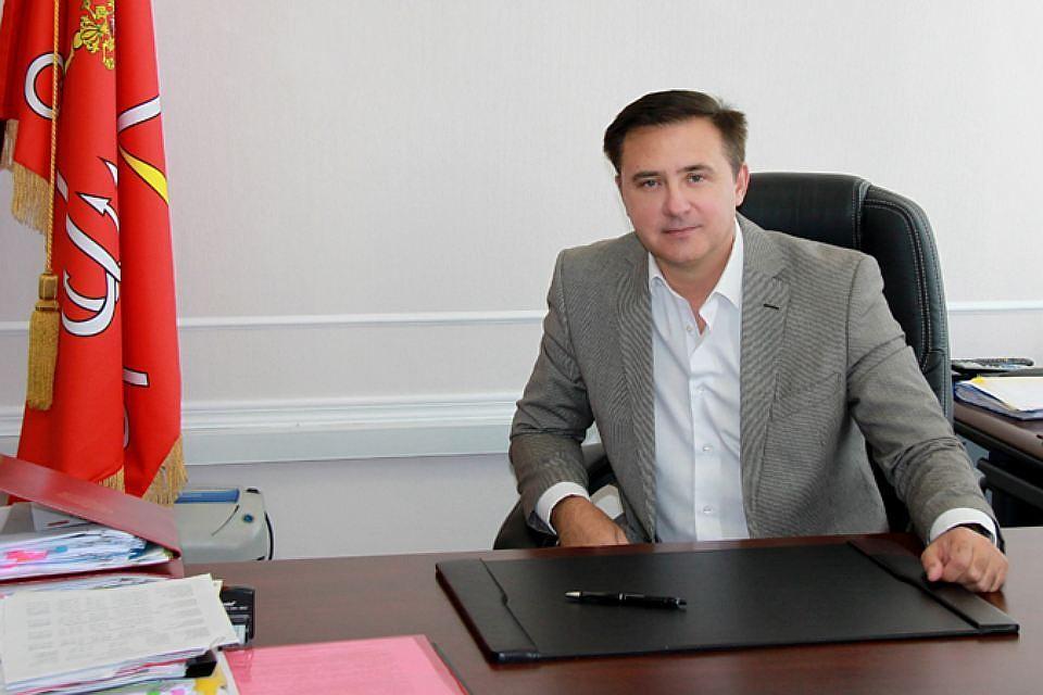 Руководитель Пушкинского района сменился вПетербурге