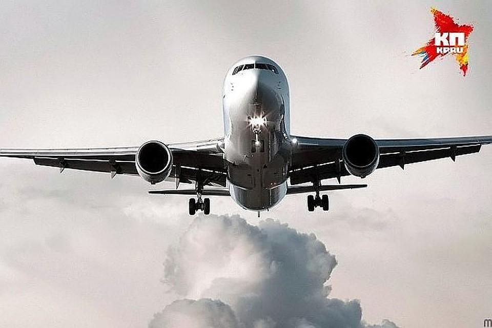 Самолет изЛондона вПетербург экстренно сел вСтокгольме