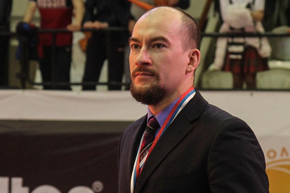 Новым основным тренером баскетбольной команды «Иркут» стал Александр Лукин