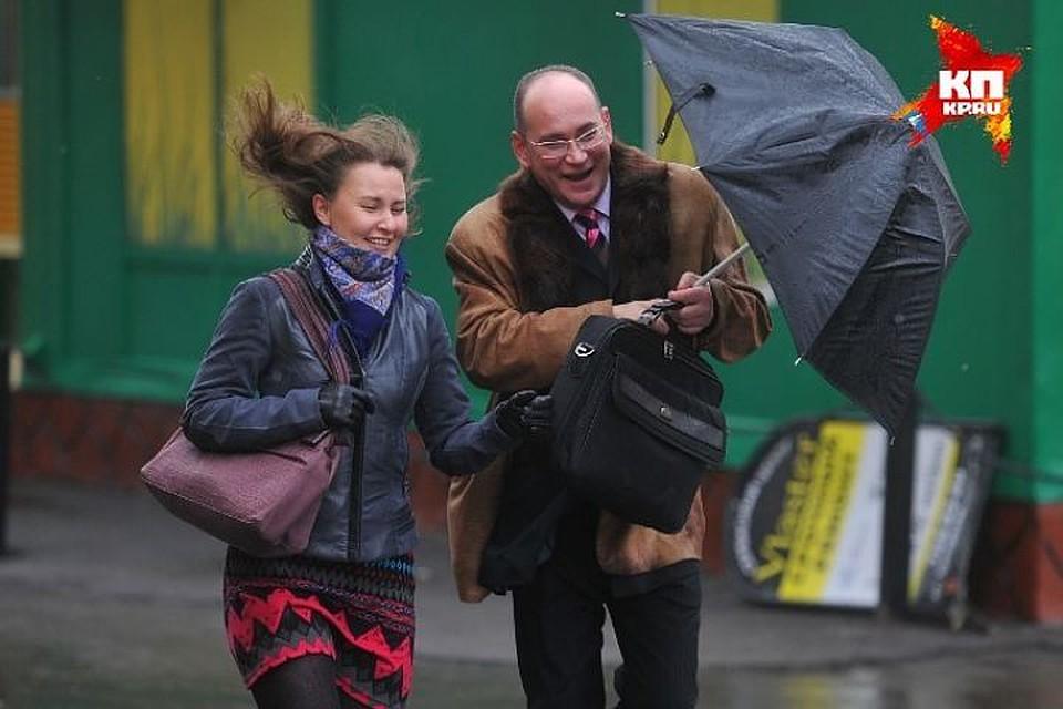 Граждан Кузбасса предупредили огрозах исильном ветре