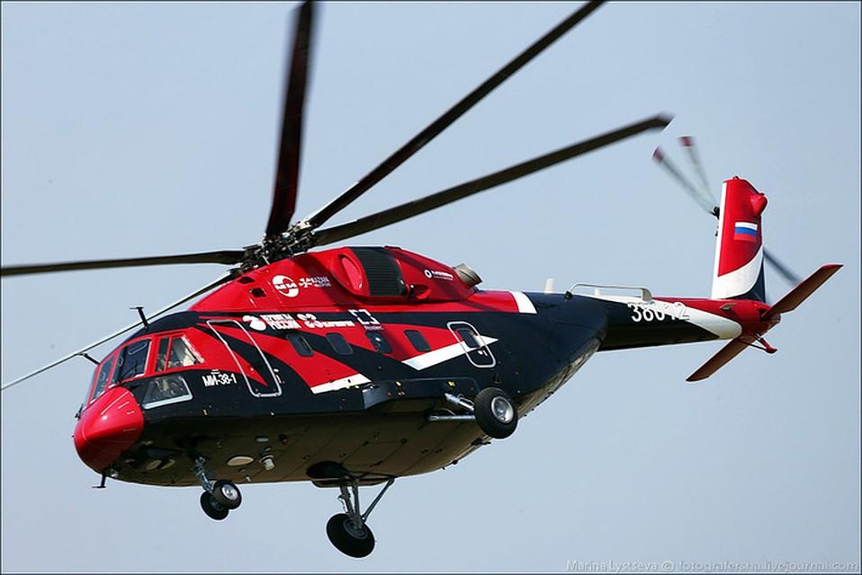 Казанский вертолетный завод установил Минобороны 100 вертолетов Ми-8МТВ-5
