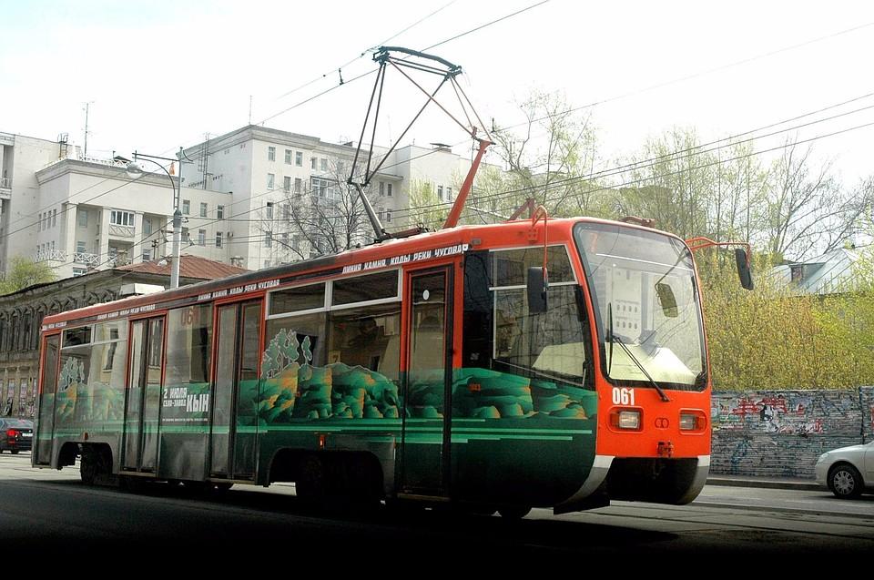 Впермском трамвае пройдет концерт вчесть основоположника Rock-Line