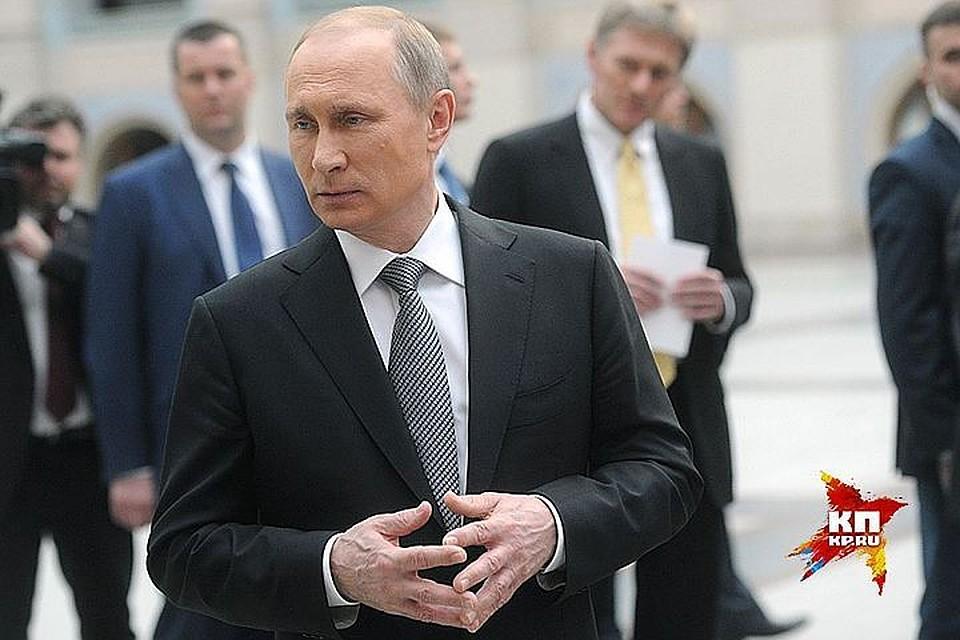 Путин пообещал разобраться с заработной платой молодой учительницы изИркутской области