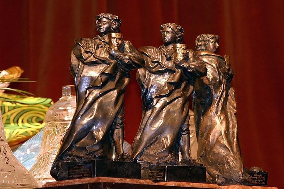 Заветную статуэтку получил коллектив Татарского театра