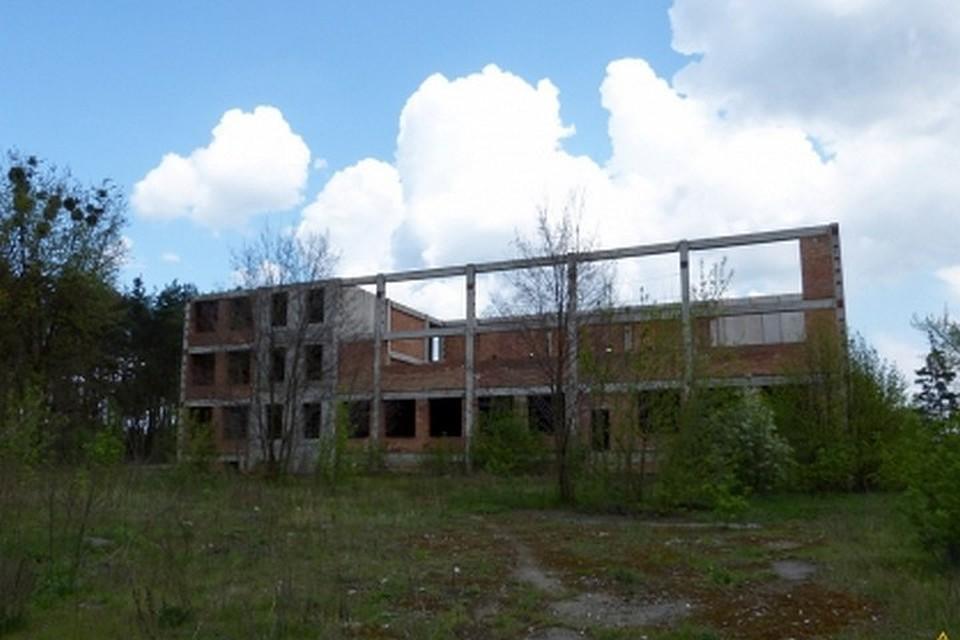 Школу за80 млн руб.  вХакасии снесут из-за несоответствия проекту