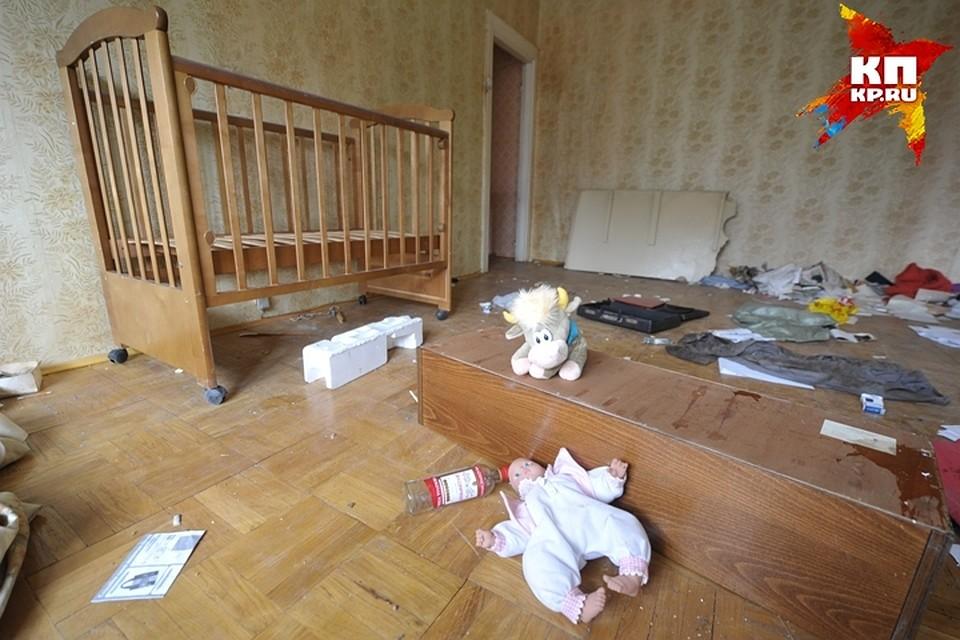 ВПерми женщина родила вдоме приятельницы ребенка иутопила его