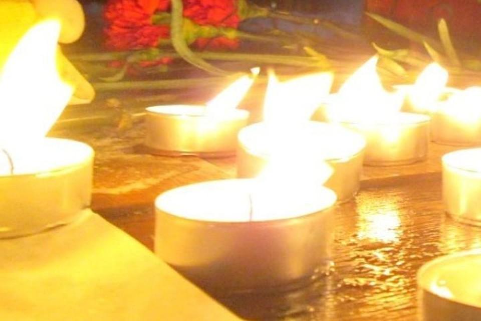 Акция «Свеча памяти» пройдёт сегодня вТомске