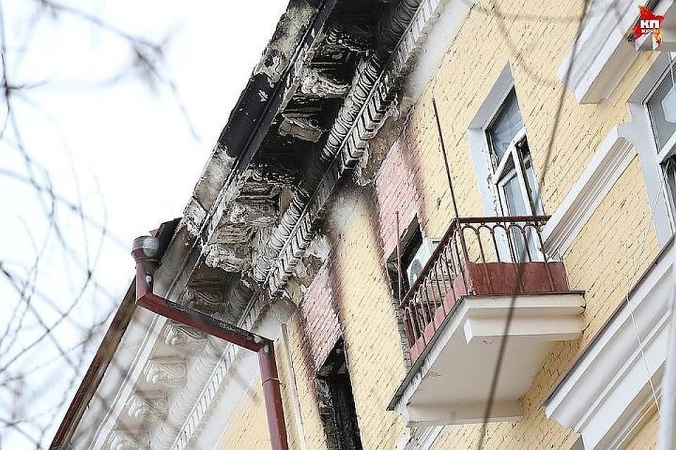 Виновник крупного пожара вдоме наПушкина вКазани попытался оспорить вердикт