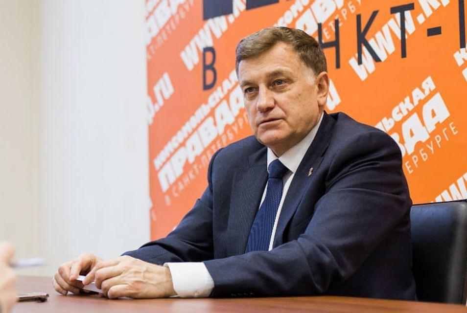 Спикер ЗакСа Петербурга высоко оценил действия милиции наакции 12июня