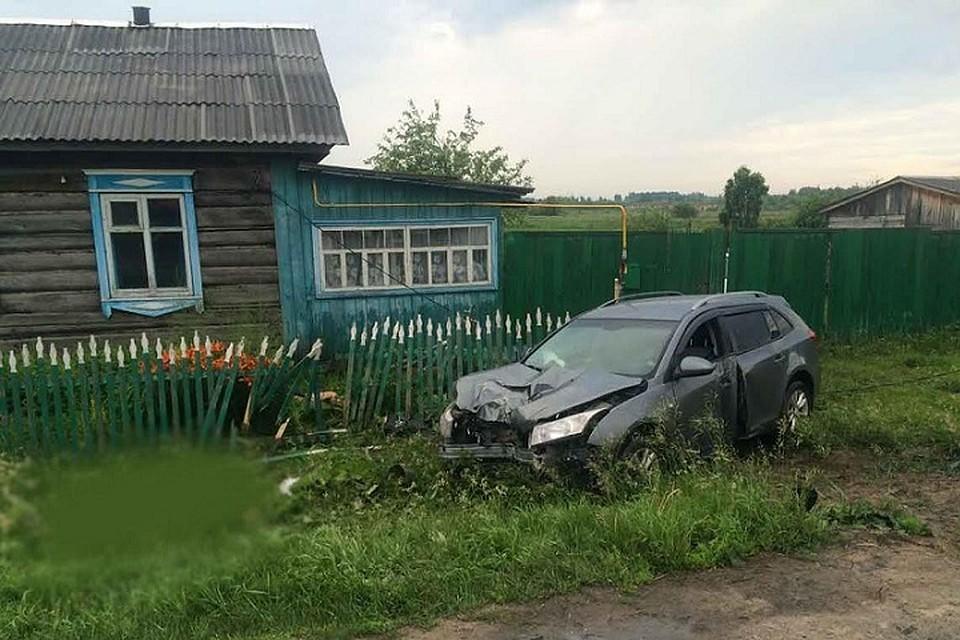 В итоге ДТП вТюменской области погибли два человека
