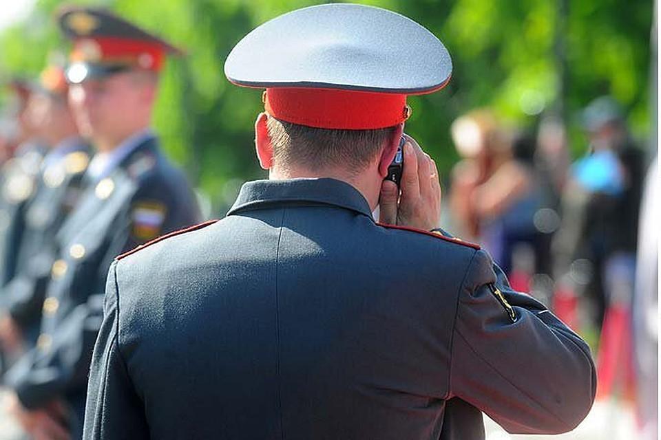 Под Волгоградом ранен шофёр, пытавшийся задавить полицейского
