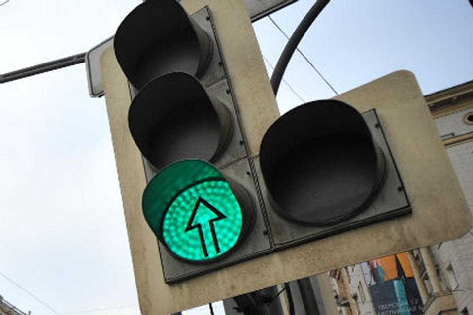 ВНефтяниках ицентре Омска появились новые светофоры