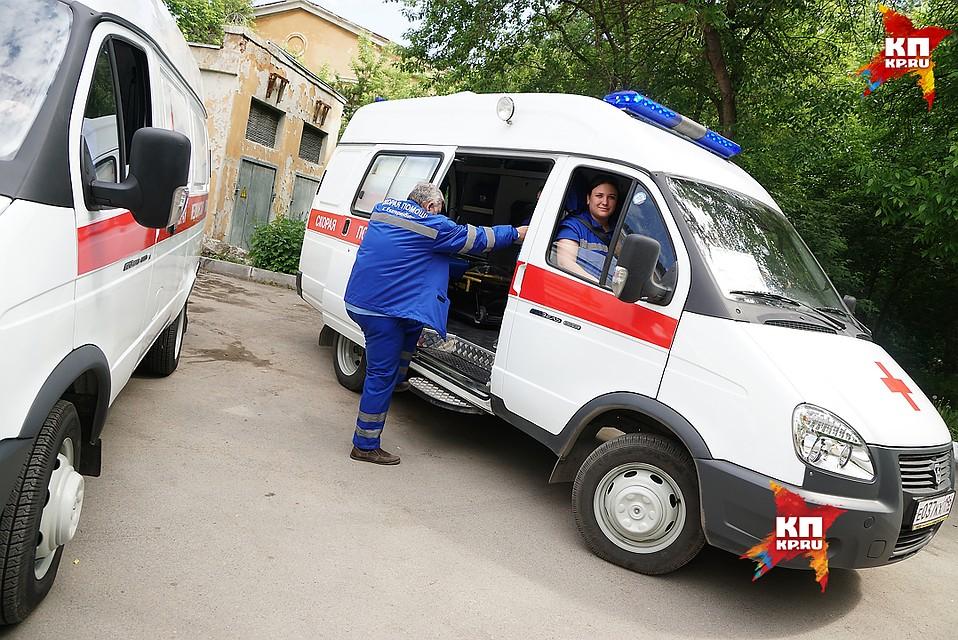 ВЕкатеринбурге осудили дебошира, напавшего набригаду скорой помощи