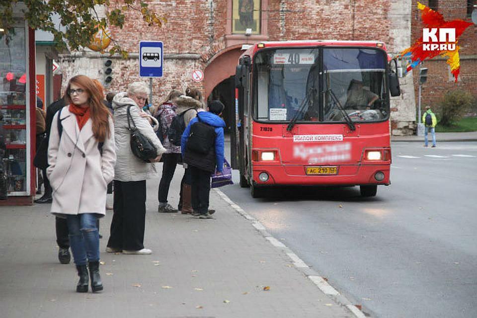 «Тарифное меню» стоимости проезда вобщественном транспорте представят нижегородцам всередине лета