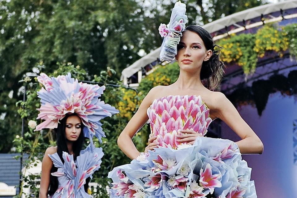 Международный фестиваль садов ицветов стартует недавно в российской столице