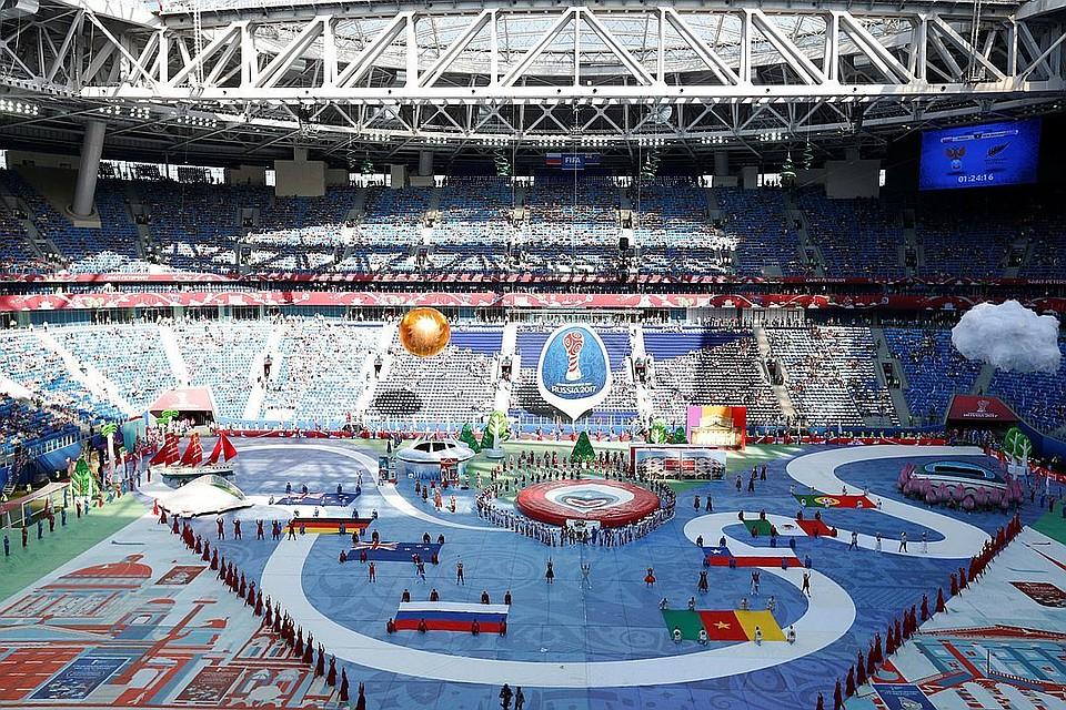 Нафинал Кубка Конфедераций петербуржцам советуют приходить заблаговременно
