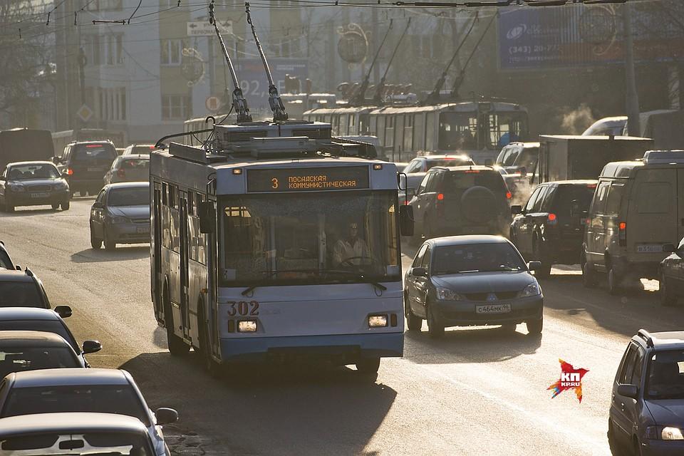 ВЕкатеринбурге закроют перекрёсток на дорогах Репина, Мельникова иПосадская