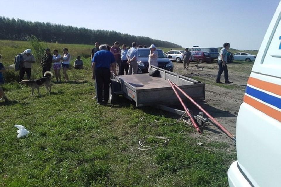 ВКозловке 64-летний рыбак упал заборт лодки и потонул