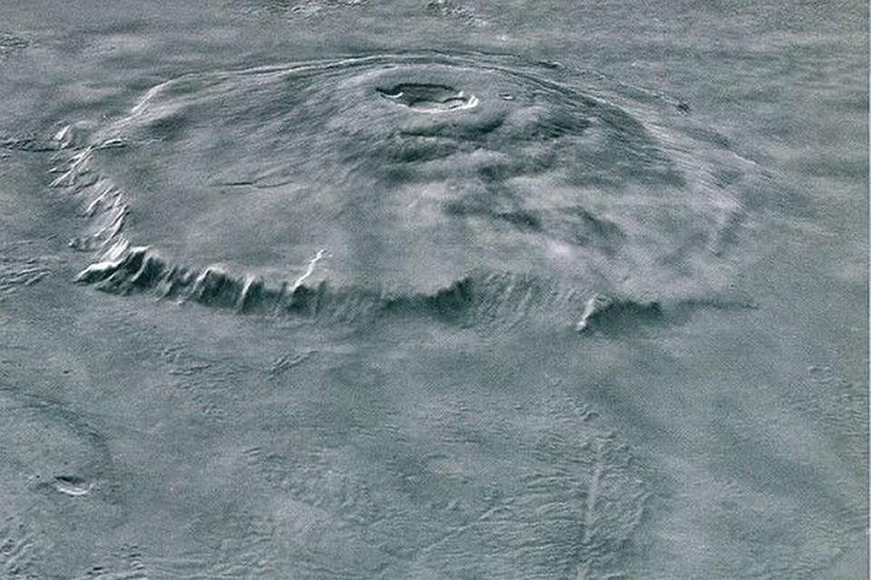 Наповерхности Марса найдено человеческое лицо— находка шокирует
