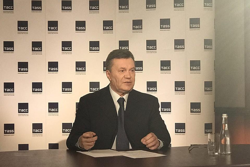 ВКрыму всегда были пророссийские настроения— Янукович