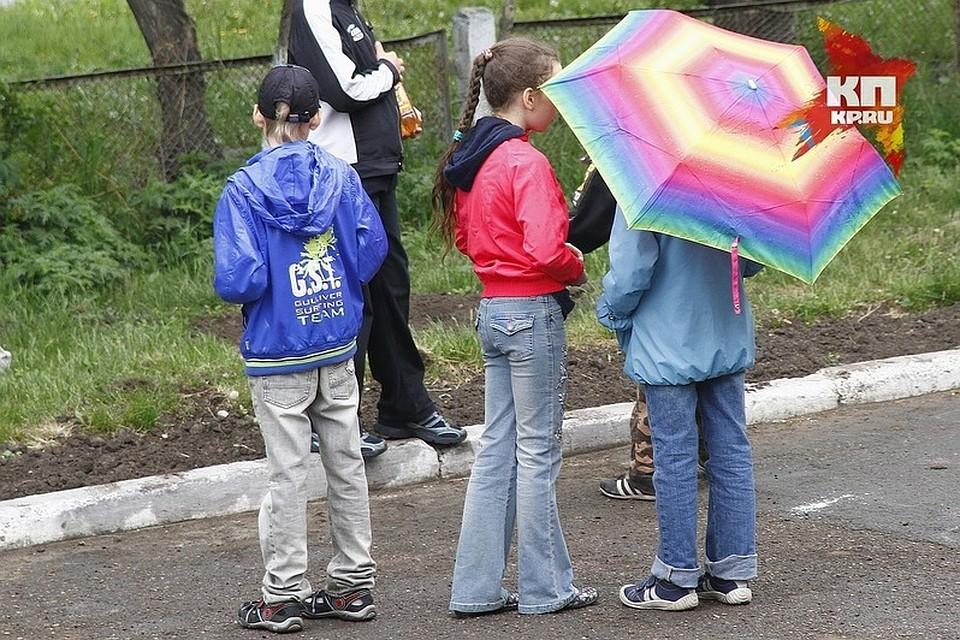 Полицейские ищут детей, сбежавших изприюта вКрасноярске