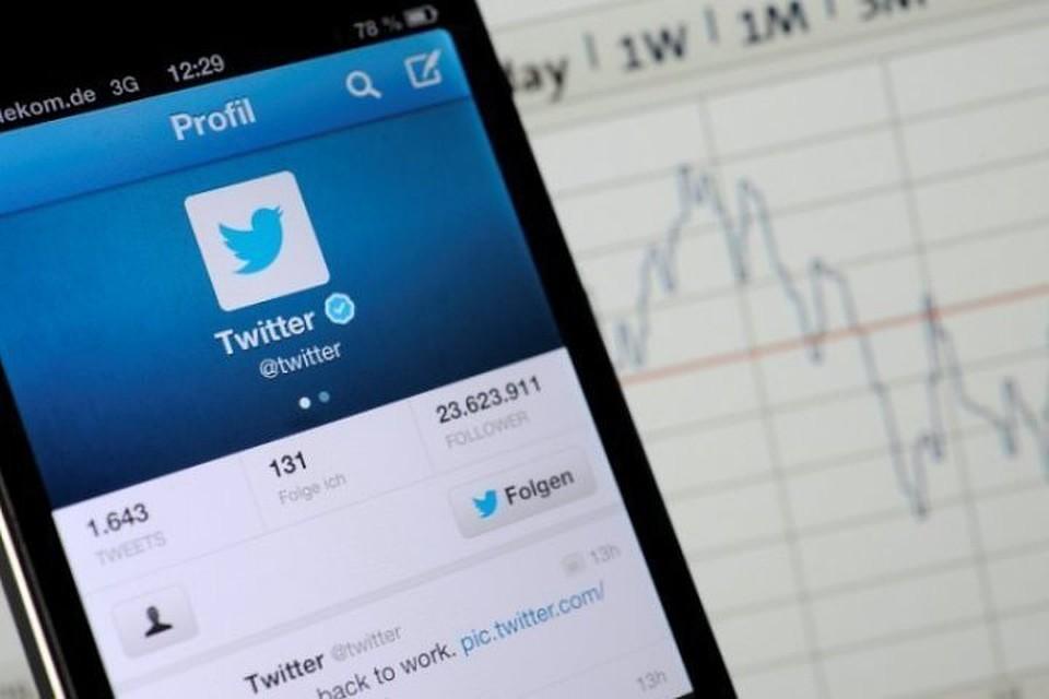 ВСША суд принял крассмотрению иск социальная сеть Twitter против руководства