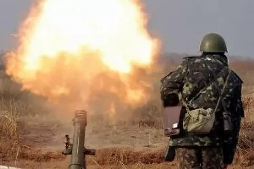 ВСУ 57 раз обстреляли территорию ДНР— Донбасс