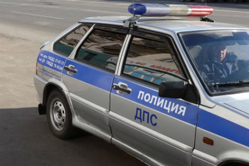 Омский выпускник разбил угнанную машину, проехав всего сто метров