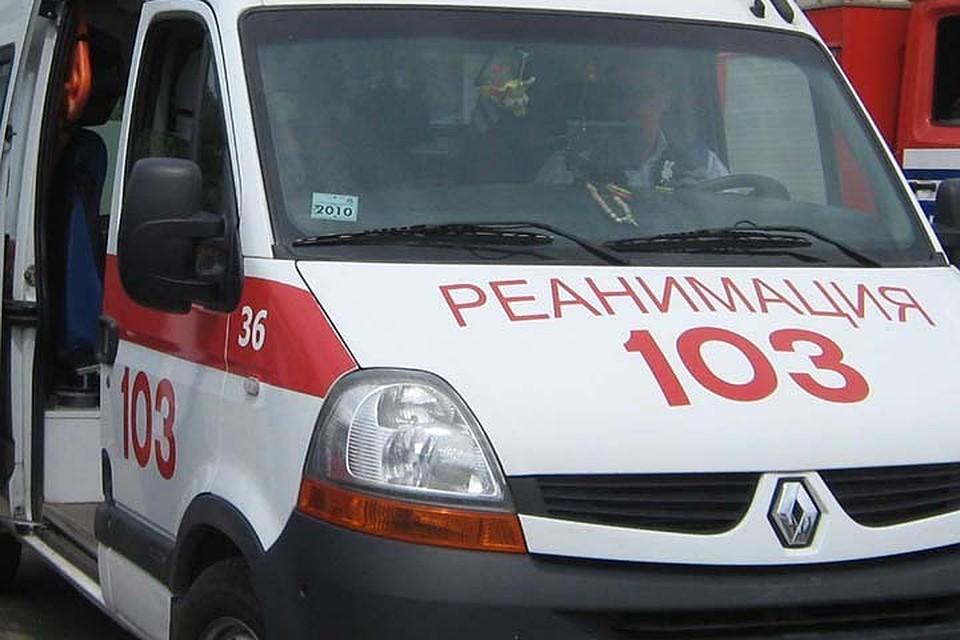 Сбитый машиной вМозыре 10-летний ребенок скончался в клинике