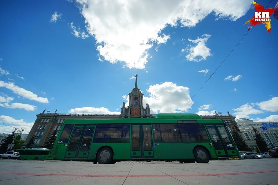 Проспект Ленина вЕкатеринбурге будут перекрывать для ремонта втри этапа