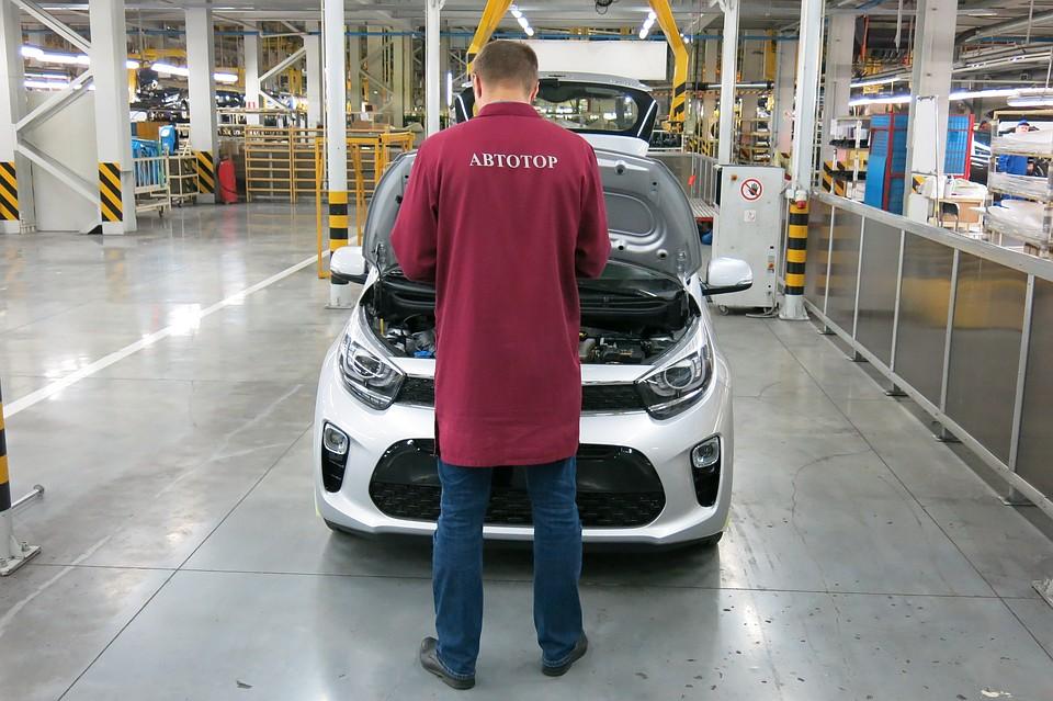 «Автотор» планирует экспортировать до20% произведенных в 2018г авто