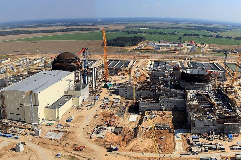 Президент Республики Беларусь ируководство компании «Росатом» обсуждают возведение АЭС под Островцом