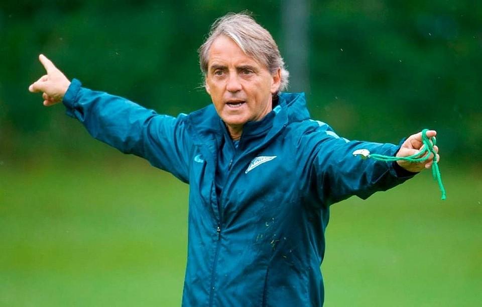 Бразильский полузащитник Маурисио покинул «Зенит»