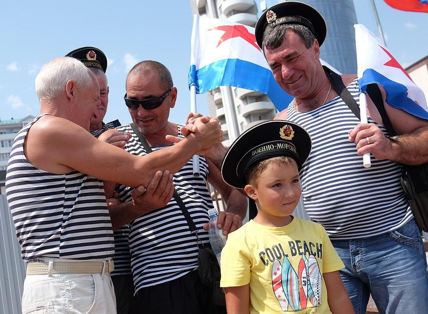 День ВМФ перекроет Заячий остров иПетропавловку