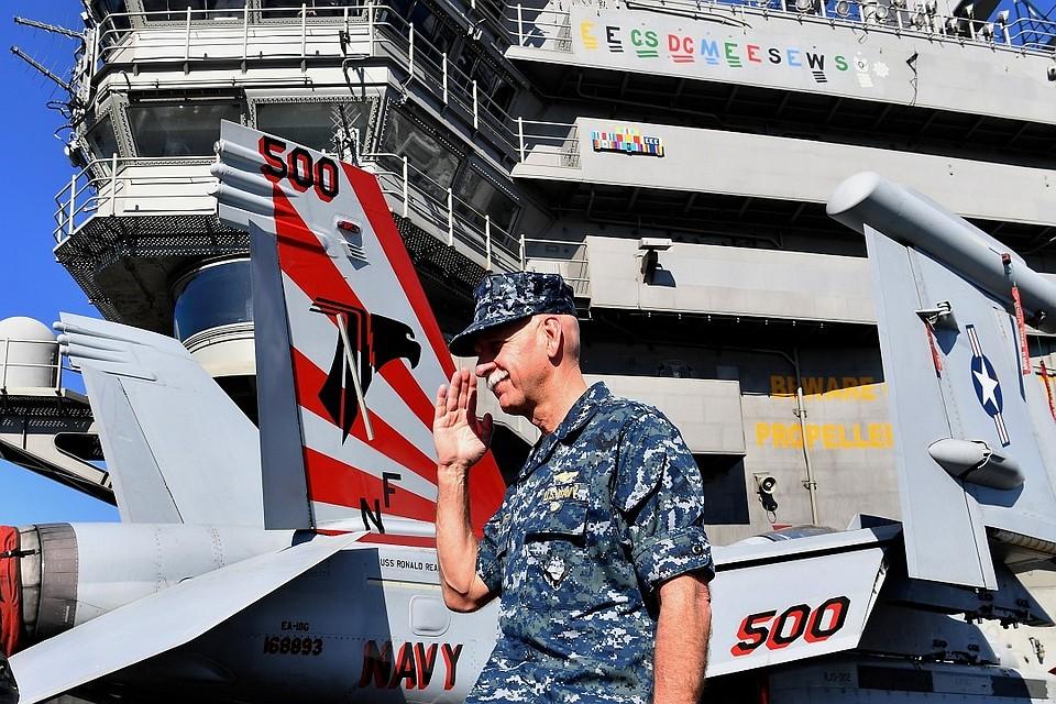 Американский флот готов нанести удар поКитаю