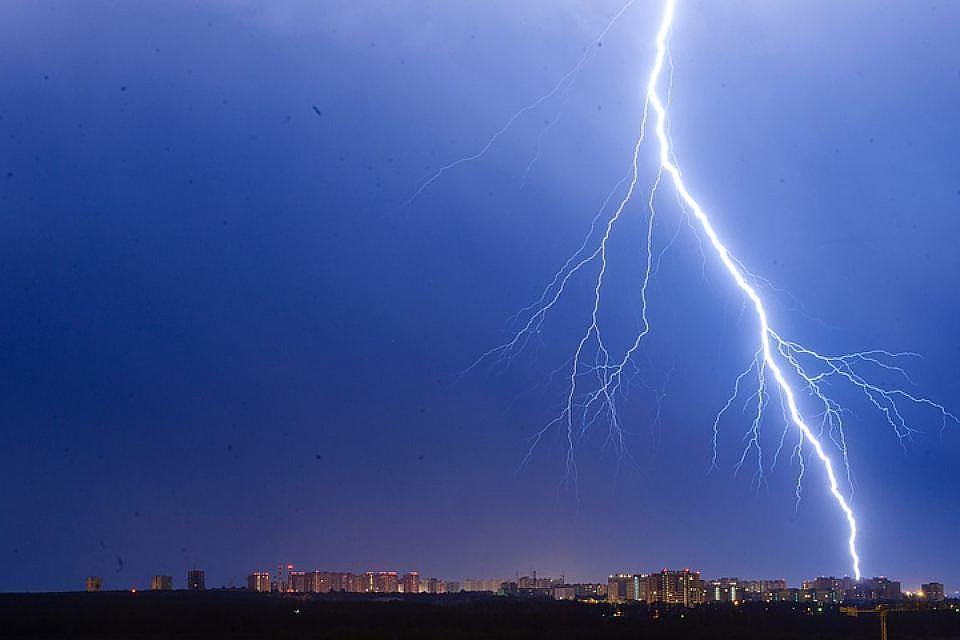 ВПрикамье жару сменит дождь сгрозами исильный ветер