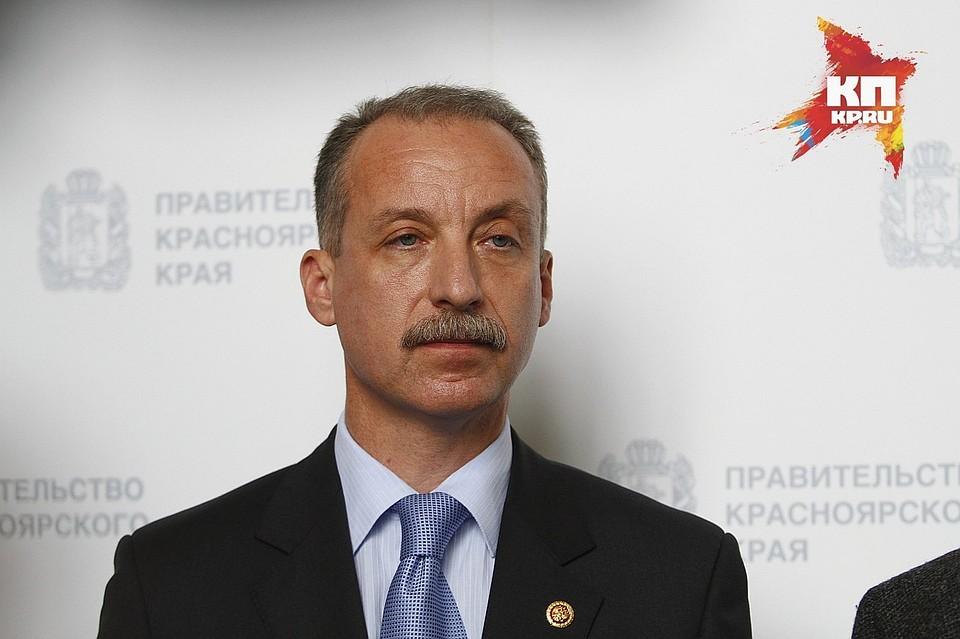 Депутат проинформировал оботставке руководителя краевого избиркома