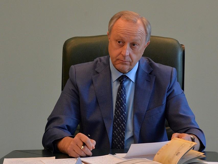 Валерий Радаев: «Хороший урожай— залог финансовой стабильности»