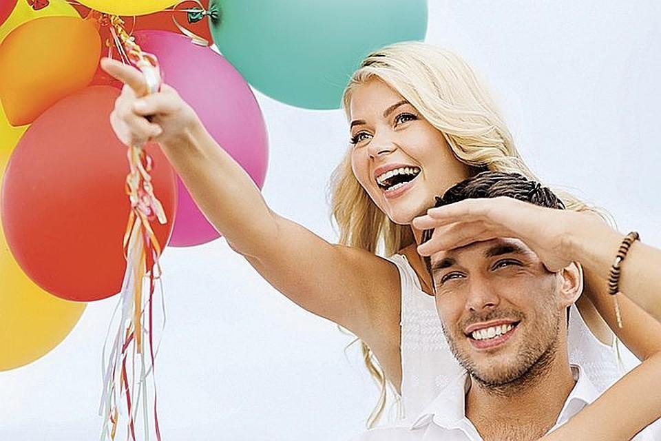 84 процента россиян считают себя счастливыми людьми