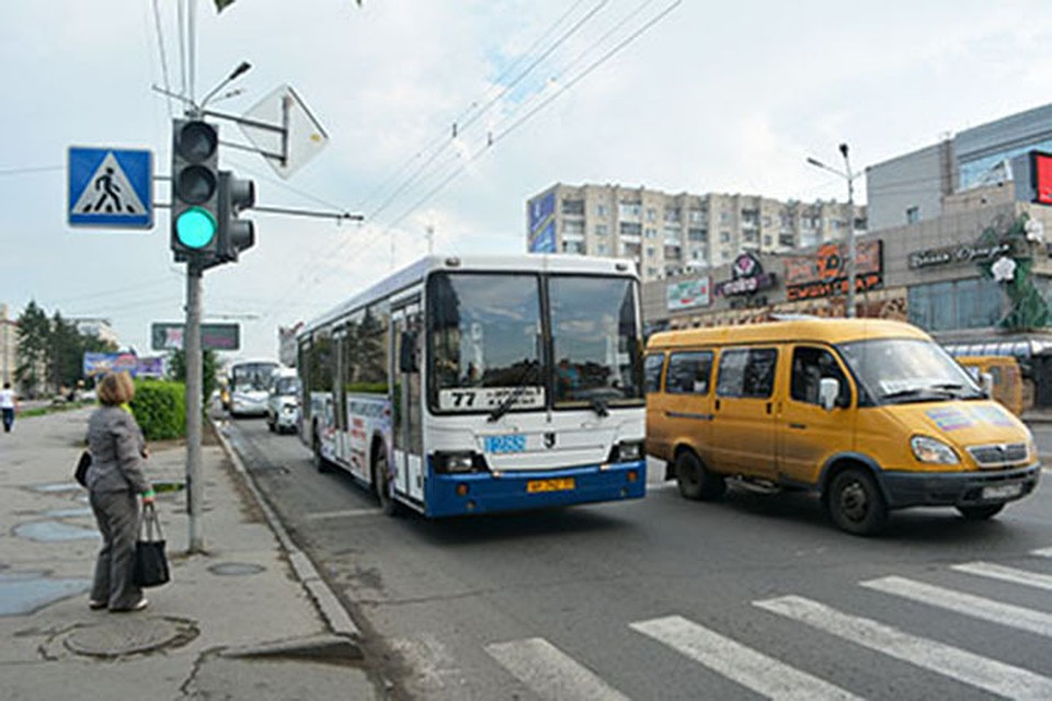 ВОмске автобусы изменят маршруты из-за празднования Дня города
