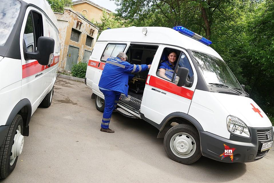 ВЕкатеринбурге разъяренная женщина-врач разбила голову младенцу
