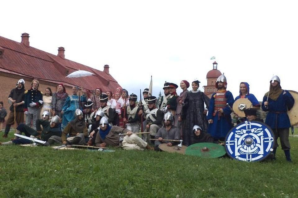13августа вНовокузнецке реконструируют сражение казаков 1682 года